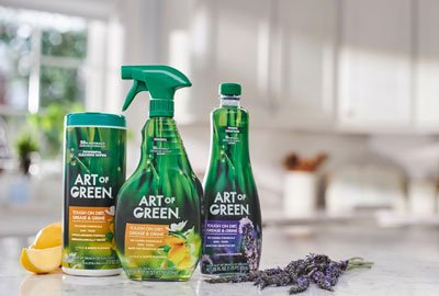 New And Cost-Effective Cleaning Materials- All About Going Green