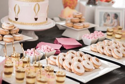 Check Out Cool Candy Buffet Ideas For Parties