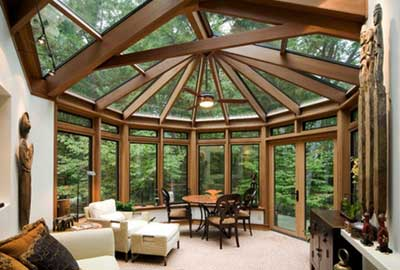 Planning Out The Perfect Sunroom Design