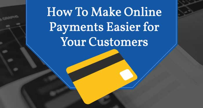 Make Online Mortgage Payments Easier