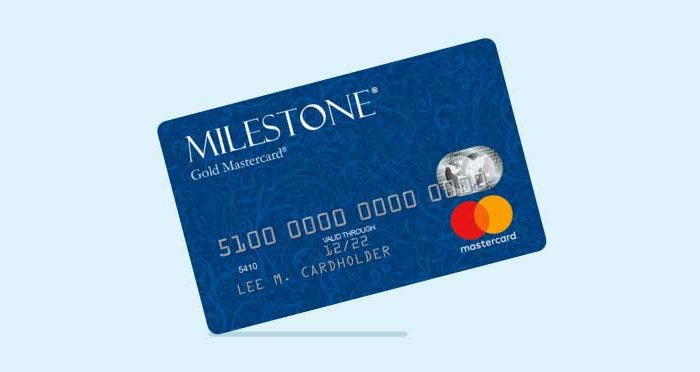 Milestone Credit Card Activation, login, payments - EurekaFund