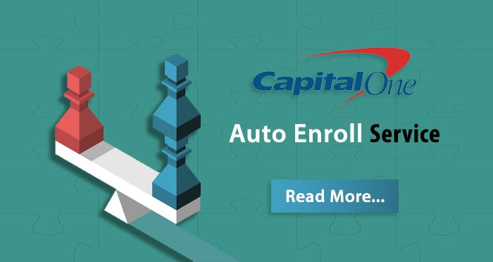 Review of Capital One Auto Enroll Service