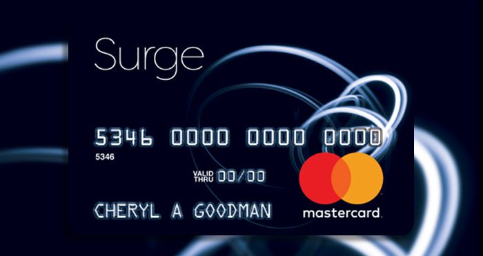 Surge Master Credit Card Review