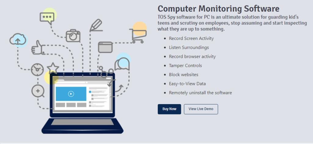 spy softwares