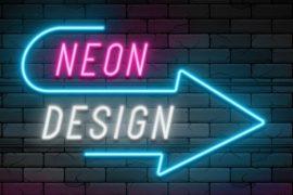 Custom-made Neon