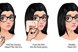 nasal filters