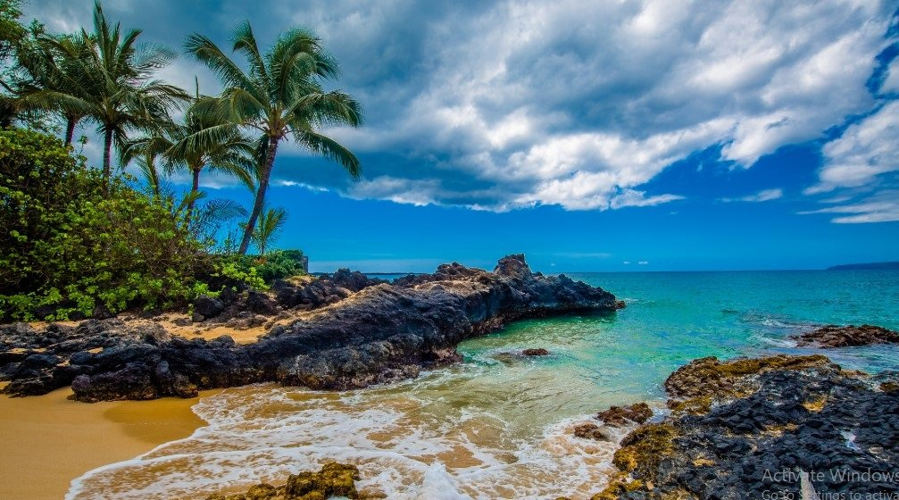 Time To Travel To Maui