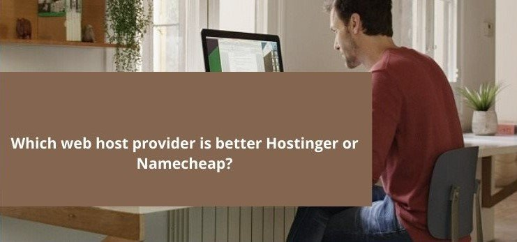 which web host provider is better