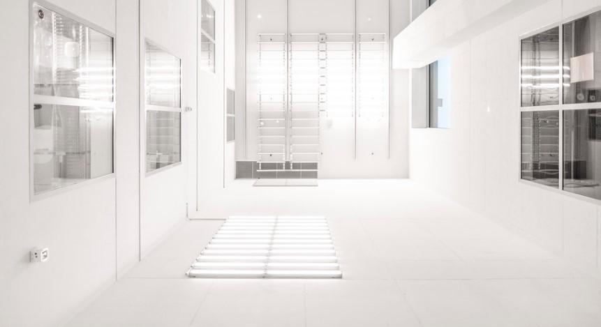 kitchen and bath room
