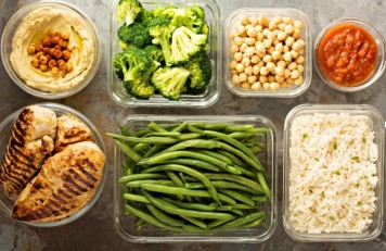 A Diet for High-Performance Athletes