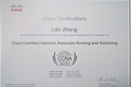 What are the Differences between CCNA, CCNP and CCIE