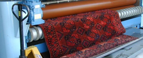 How to take care and clean an Oriental rug