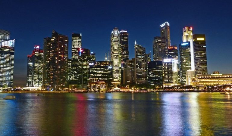 Top attractions sites in Singapore